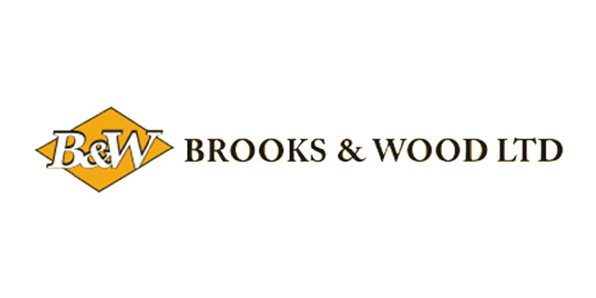 Brooks and Wood logo