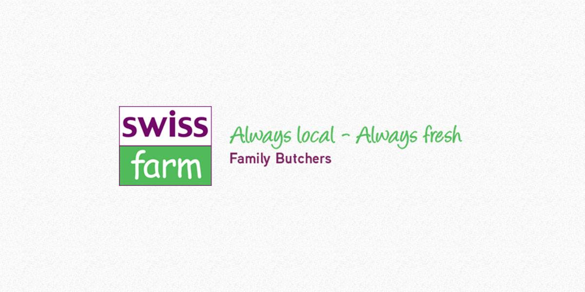Swiss Farm Butchers logo
