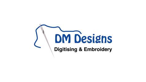 DM Designs Logo