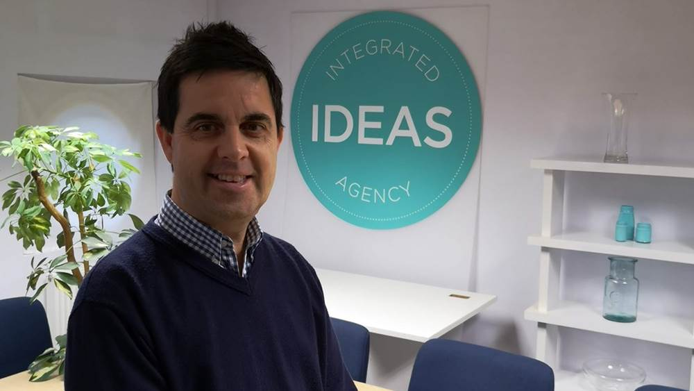 Integrated Ideas's new Account Manager - Stuart Atkinson